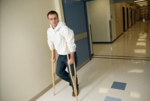Instructions for Crutches