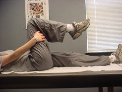 Lower Extremity Basic Stretching