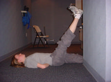 Lower Extremity Advanced Stretching