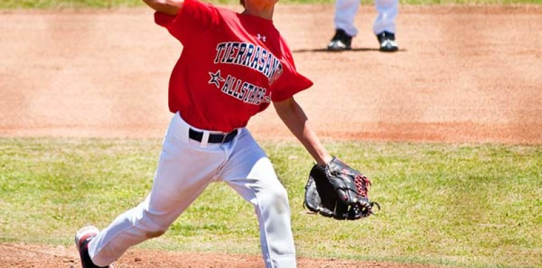 BREAKTHROUGH — Youth Pitching Injuries: Dr Guettler researches