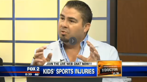 Video - Dr. Guettler - Kids Sports Injuries